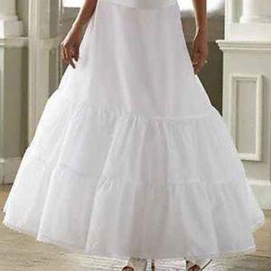 David's Bridal A-Line Slip